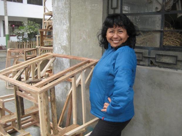 Jenni from Peru!