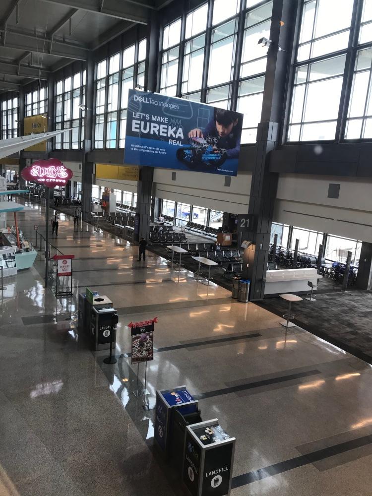 Emtpy Terminal